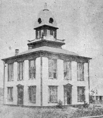 1878 Frame Courthouse